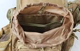 Сумка штурмовая тактическая Battler v.1 HG00240 Оливковый (tau_krp596_00240), фото 4