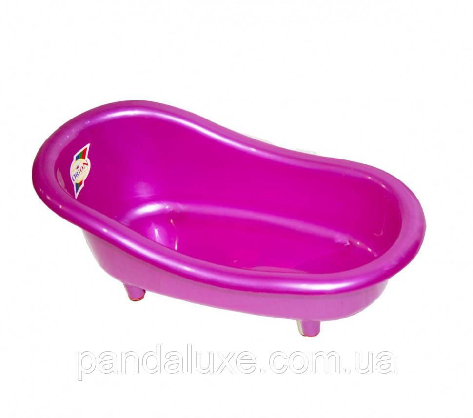 Ванночка для пупсов 532OR, 3 цвета (Розовый)