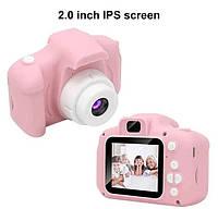Детская Фотокамера Sonmax c 2.0 дисплеем и с функцией видео, фото 1