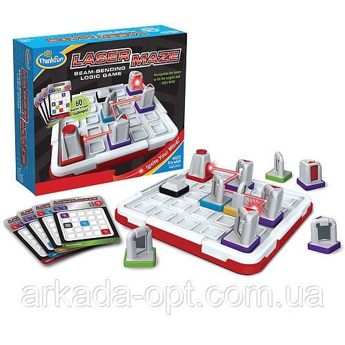 Гра-головоломка Thіnkfun Лазерний лабіринт (1014-WLD)
