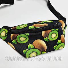 Поясна сумка бананка