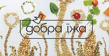Добра Їжа - Пророщені зерна злаків пр-ва Украины