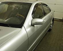 Ветровики Mercedes Benz S-klasse (W220) 1998-2005 Cobra Tuning