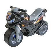 Б/У Детский мотоцикл беговел Orion RZ-1 черный. Мотоцикл-каталка Orion RZ-1