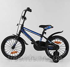 """Дитячий Велосипед CORSO Aerodynamic 16"""" ST з посиленими спицями, фото 2"""