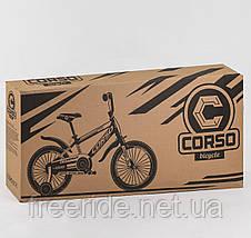 """Дитячий Велосипед CORSO Aerodynamic 16"""" ST з посиленими спицями, фото 3"""