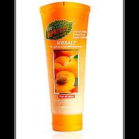 Скраб для особи Wokali Smoothing Moisturizing Apricot 120 мл