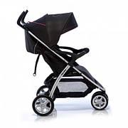 Б/У Прогулочная коляска Geoby C409. Легкая коляска Geoby C409 черного цвета.