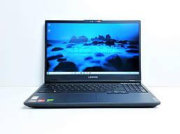 НОВИЙ Ігровий ноутбук Lenovo Legion 5 FullHD IPS 144Hz Ryzen 7 4800H 16Gb SSD256GB  GTX1660 Ti 6GB Win10