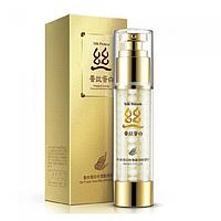 Молочко для обличчя BIOAQUA Silk Protein Essence Milk з протеїнами шовку зволожуючий 60 мл