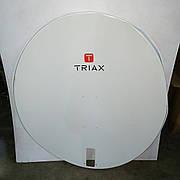 Б/У Тарелка спутниковая Triax 95 см. Спутниковая антенна Triax