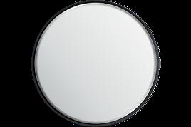 Б/У Круглое сферическое зеркало SATEL D-500 мм для помещения (есть маленькая трещина). Сферическое зеркало