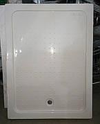 Поддон для душевой кабины VM SANITARY ELEGANT SC-7007 120х90 см. Прямоугольный поддон VM SC7007. Есть деффект