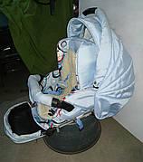 Б/У Верхняя часть от детской коляски. Люлька. Коляска для ребенка