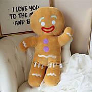 Мягкая игрушка Имбирное печенье. Мягкая игрушка Монго 45 см. Плюшевый Монго из мультфильма Шрек. Игрушка Mongo