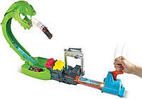Игровой набор Hot Wheels Токсичная кобра Ядовитая кобра GTT93