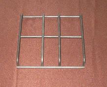 Решітка на газову 1-конфорочних плиту (без покриття)