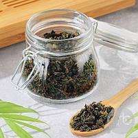 Чай Молочный Оолонг / Улун полуферментированный рассыпной листовой чай 50 г, фото 4