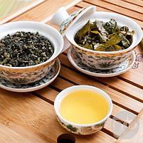 Чай Молочный Оолонг / Улун полуферментированный рассыпной листовой чай 50 г, фото 6