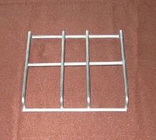 Решітка на газову 1-конфорочних плиту (оцинкована)