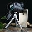 Монокуляр Panda 40x60 с Треногой и Клипсой для Смартфона бинокль Моноколь Панда Подзорная Труба на Природу, фото 10