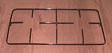 """Решітка на газову 2-конфорочних плиту """"Таганок"""" (46,5х23)"""