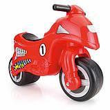 Мотобайк - беговел DOLU червоний (8028), фото 2