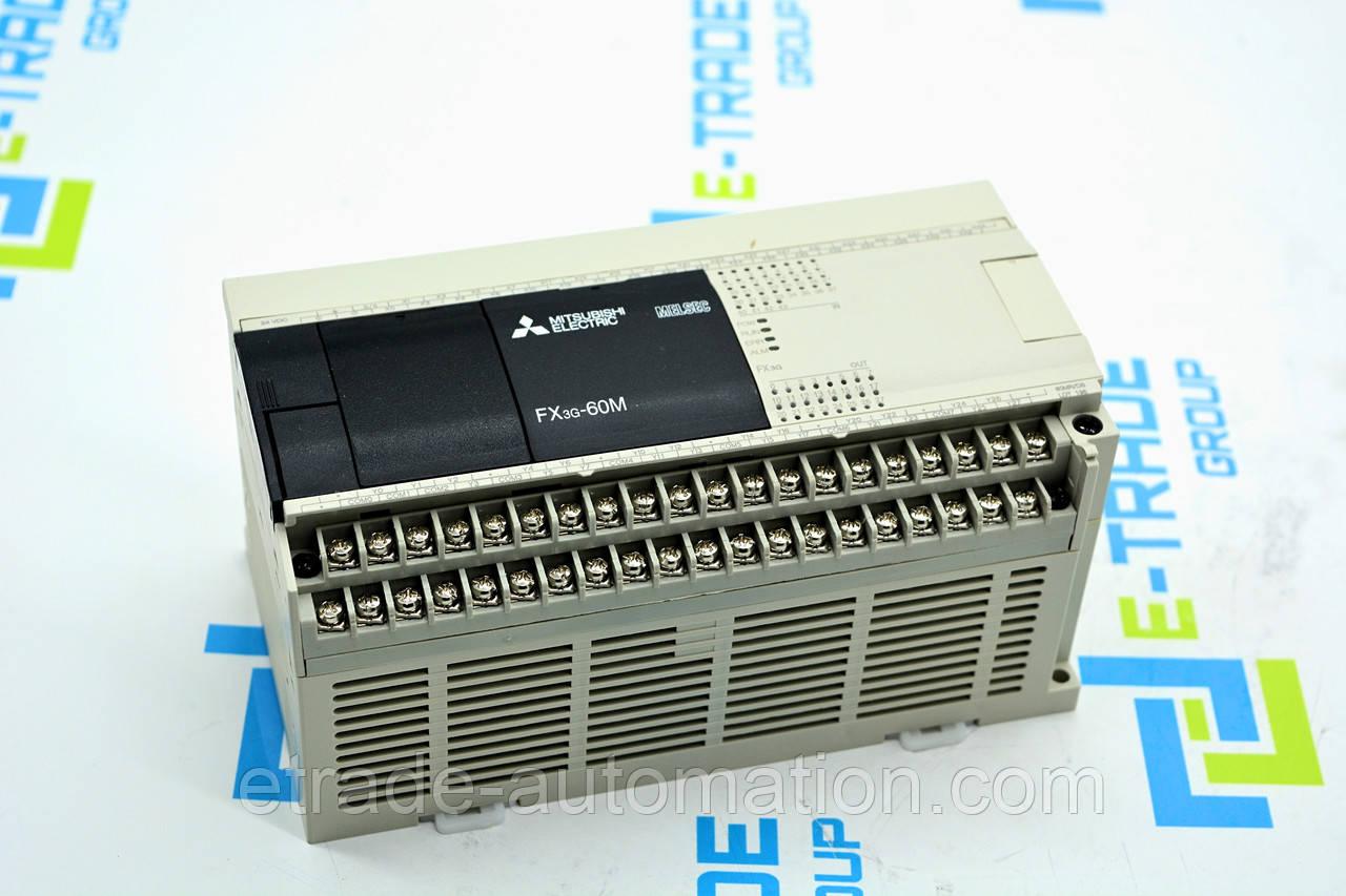 Контроллер Mitsubishi FX3G-60MR/DS