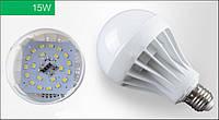 Светодиодная лампа 15W E27, LED