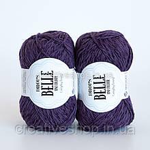 Пряжа Drops Belle (цвет 19 dark violet)