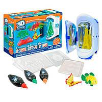 Набор для детского творчества 3D Create Machines игрушка 3D Принтер детский