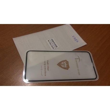 Захисне скло для iPhone X/XS 3D Black