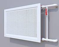 Декоративная решетка на батарею    Экран для радиатора   Накладка на батарею 600*600
