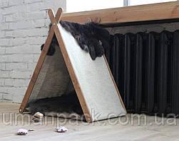 КІТ-ПЕС by smartwood Домик для собаки кота Будка для щенка Спальное место