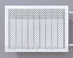 Декоративна решітка на батарею  | Екран для радіатора | Накладка на батарею
