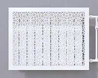 Декоративная решетка на батарею    Экран для радиатора   Накладка на батарею, фото 1