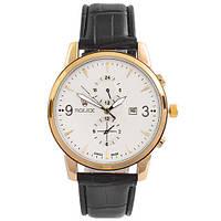 Годинники наручні 6295 Rolex White G-Bk (копія)