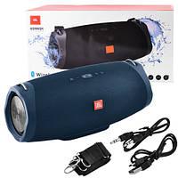 Bluetooth-колонка JBL XTREME (HUGO) BOMBOX, c функцією speakerphone, PowerBank, dark blue