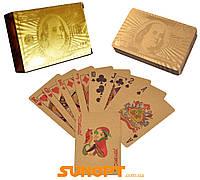 Пластикові карти Gold Dollar (54 шт) №408-6