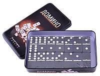 Доміно в металевій коробці №5010FH