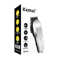 Професійна машинка для стрижки Kemei Km-1030