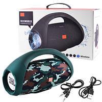 Bluetooth-колонка JBL BOOMSBOX BIG, speakerphone, радіо, camouflage