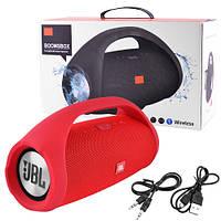 Bluetooth-колонка JBL BOOMSBOX BIG, speakerphone, радіо, red