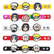 Браслет Наруто яркий, стильный и качественный, всем фанатам Naruto