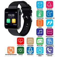 Smart Watch Mi5 pro, Sim card + камера, black