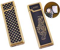 USB запальничка Тигр (Спіраль розжарювання) №HL-138-2