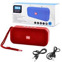 Bluetooth-колонка SPS UBL TG516, c функцією speakerphone, радіо, red