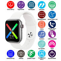 Smart Watch T500 Plus, голосовий виклик, white