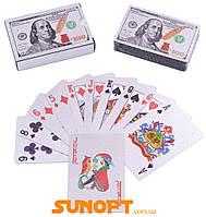 Пластикові карти Silver Dollar (54 шт) №408-4