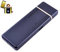 USB запальничка LIGHTER №HL-143 Black